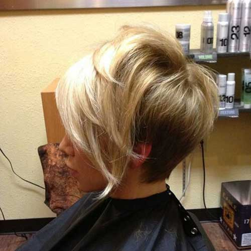 15 Pixie Asymmetrical Hair