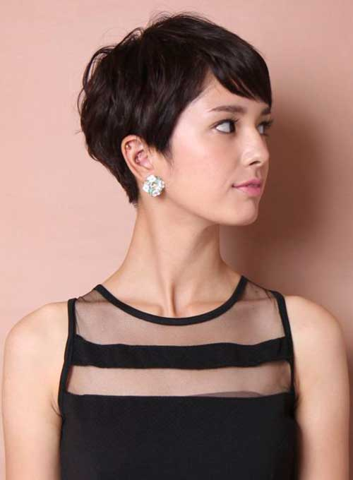 Pixie Cut Asian-10