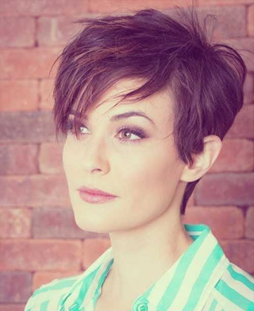Cute Short Pixie Haircuts-10
