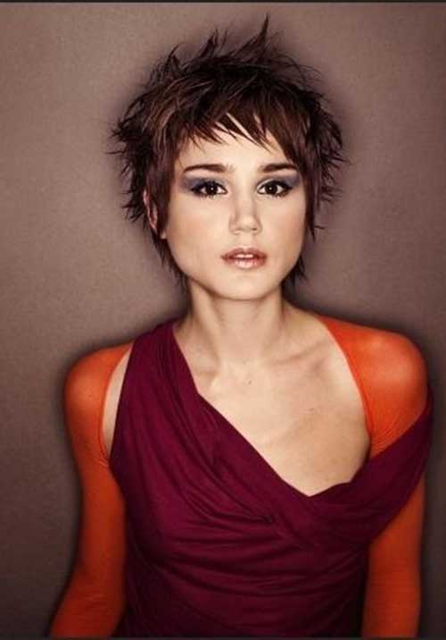 Short Funky Pixie Hairstyles-11