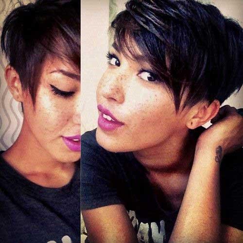 Cute Short Pixie Haircuts-12