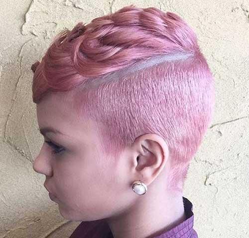 Pixie Cuts Pink-12