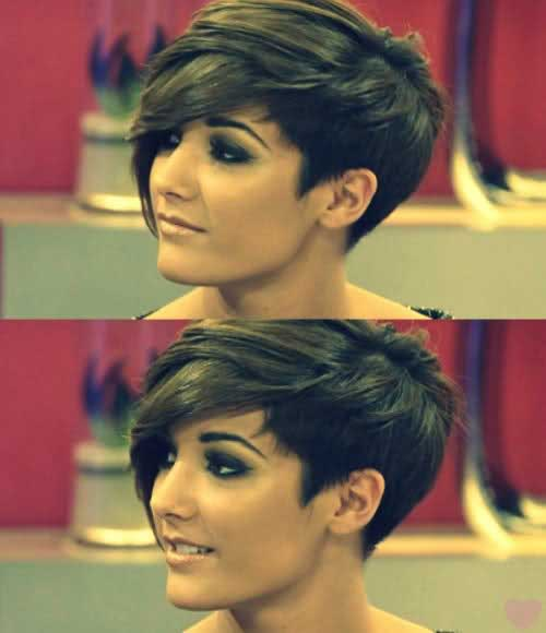 Cute Short Pixie Haircuts-13