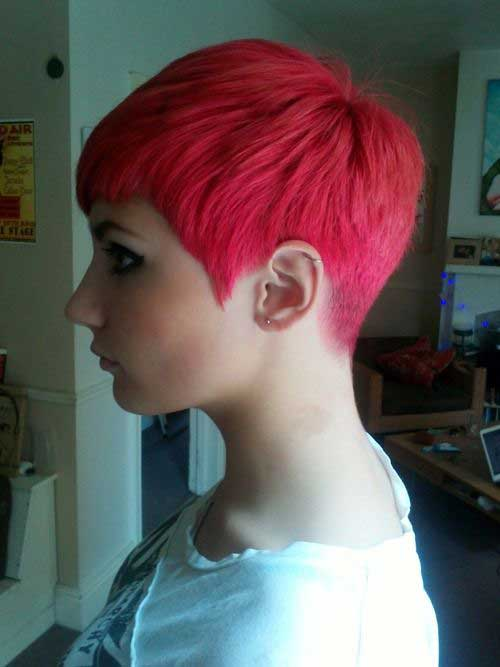 Pixie Cuts Pink-13