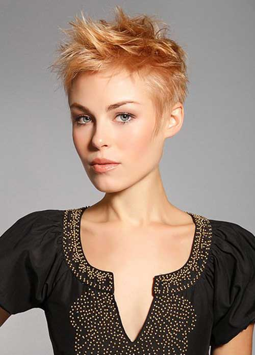 Short Funky Pixie Hairstyles-14