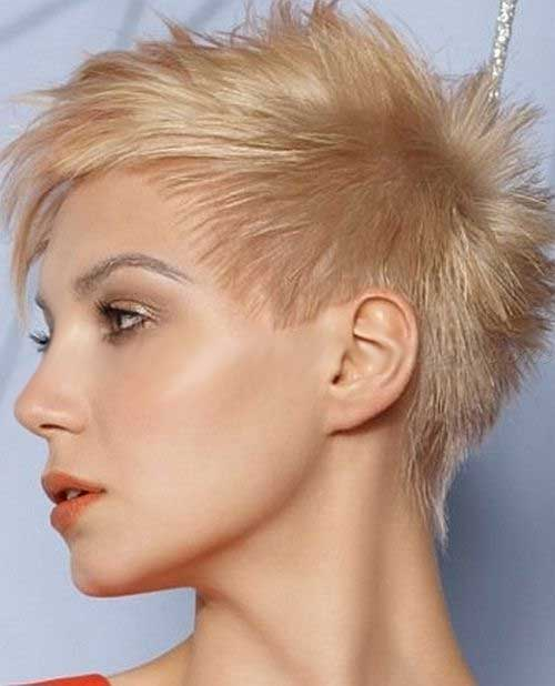 spike hair styles 25 spiky pixie cuts pixie cut 2015 7587