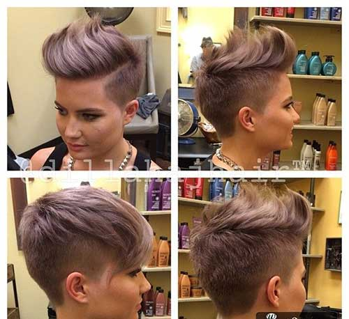 Cute Short Pixie Haircuts-16