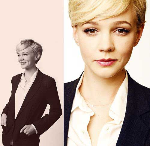 Celebrities with Pixie Haircuts-19