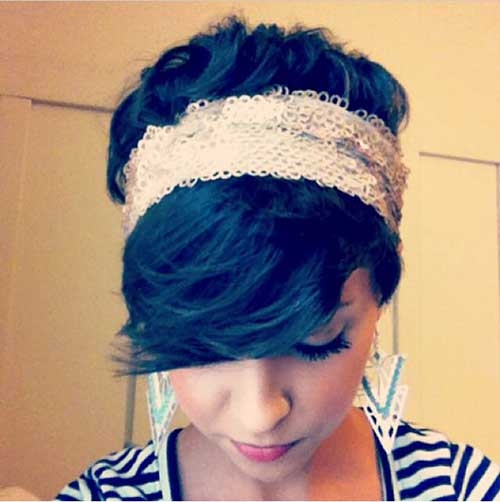 Cute Short Pixie Haircuts-20