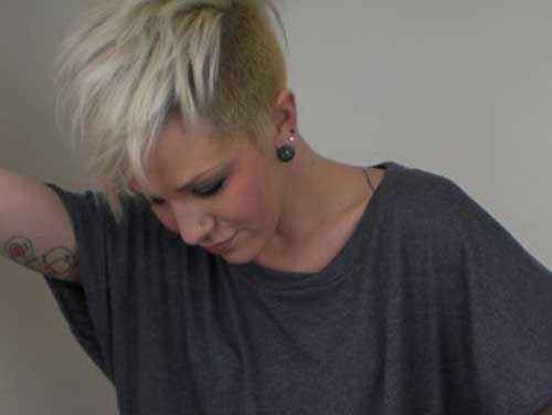 Edgy Pixie Hairstyles-23