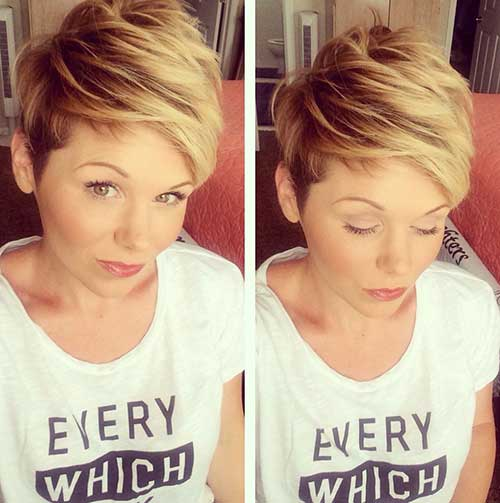 Short Pixie Hairstyles-27