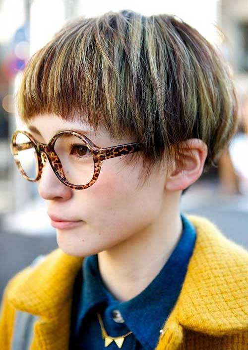 Pixie Cut Asian-6