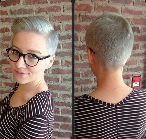 Short Funky Pixie Hairstyles-7