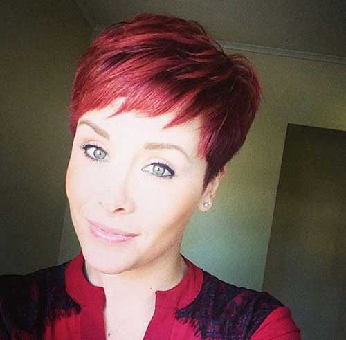 Cute Short Pixie Haircuts-8