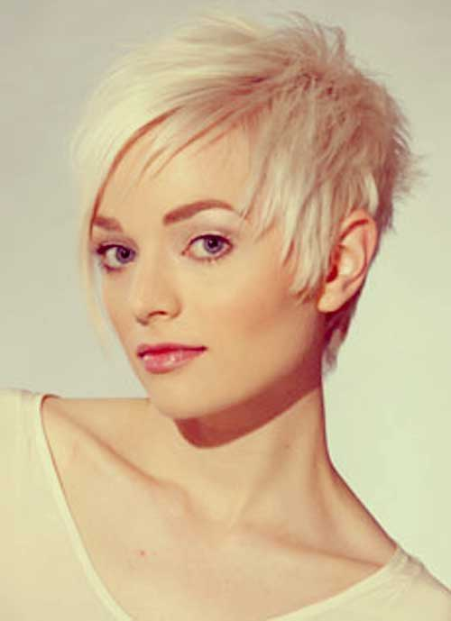 Pixie Cut with Long Bangs-8