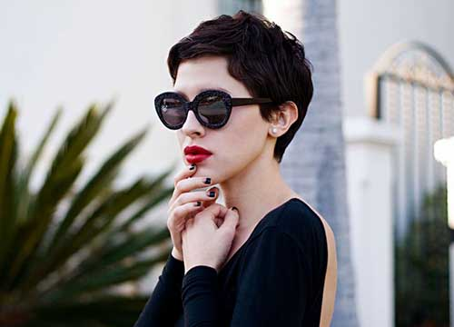 Cute Short Pixie Haircuts-9