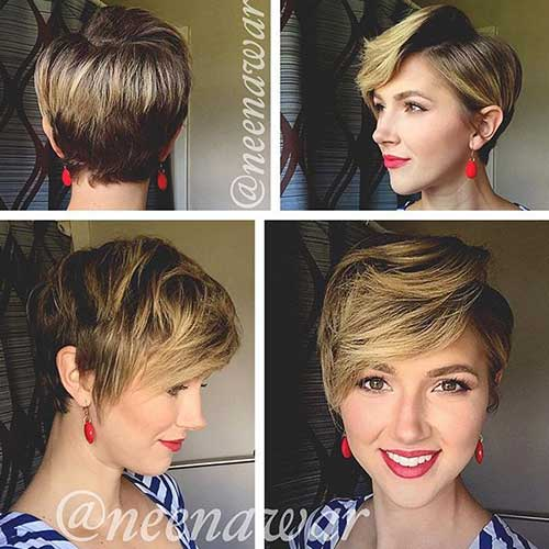 Pixie Blonde Hairstyles-9