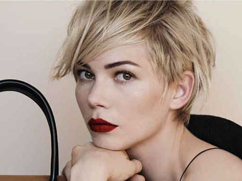 20 Pixie Cut Michelle Williams