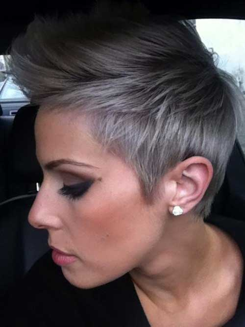 Pixie Cut Hairstyles 2015