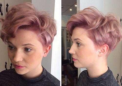 Pixie Cut Pink