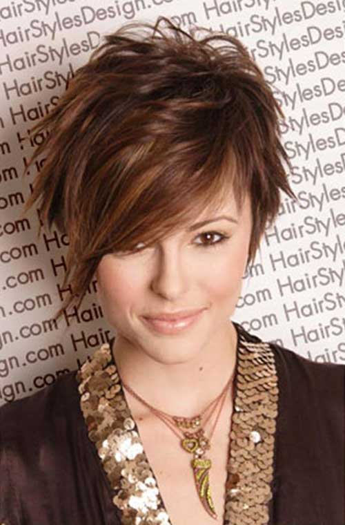 Layered Pixie Cuts 2015-16