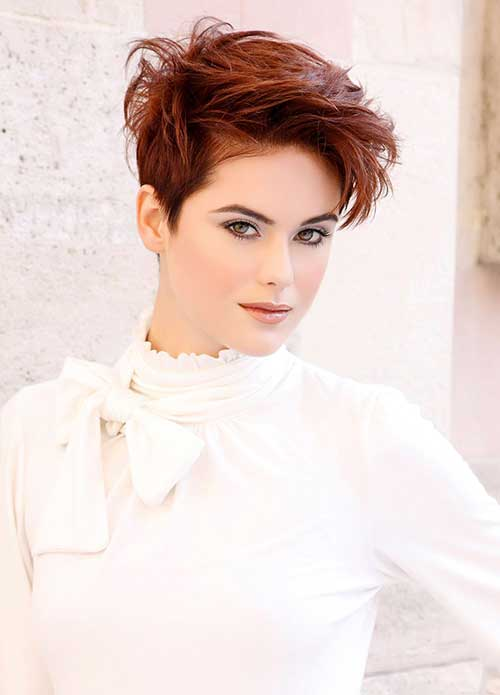 Layered Pixie Cuts 2015-19
