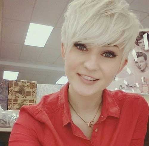 Layered Pixie Cuts 2015-20