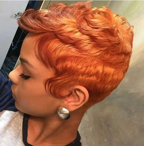Pixie Cuts And Color-7