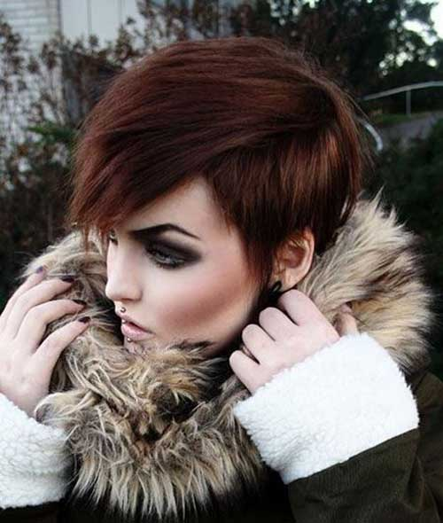 Pixie Cuts for Thick Hair-8
