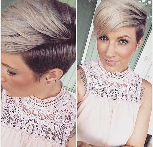 Pixie Cuts And Color-9