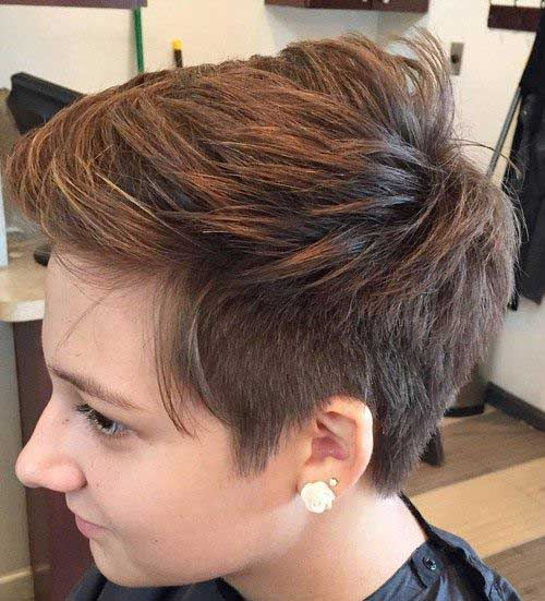 Choppy Pixie Cuts