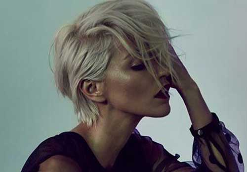 20 Long Pixie Cut Hairstyles