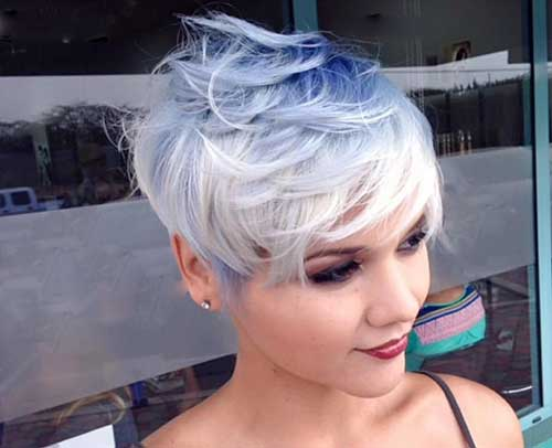 25+ Pixie Cuts And Color