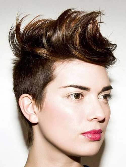 cool hair styles 25 asymmetrical pixie cuts pixie cut 2015 6559