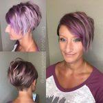 30 Fresh Purple Pixie Cut Ideas To Suit All Tastes
